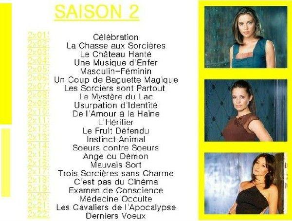 Liste des épisodes pour potins fille